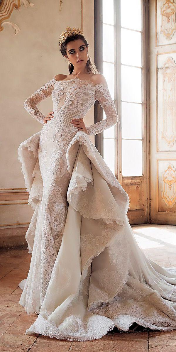 Hochzeit - 30 Revealing Wedding Dresses From Top Australian Designers