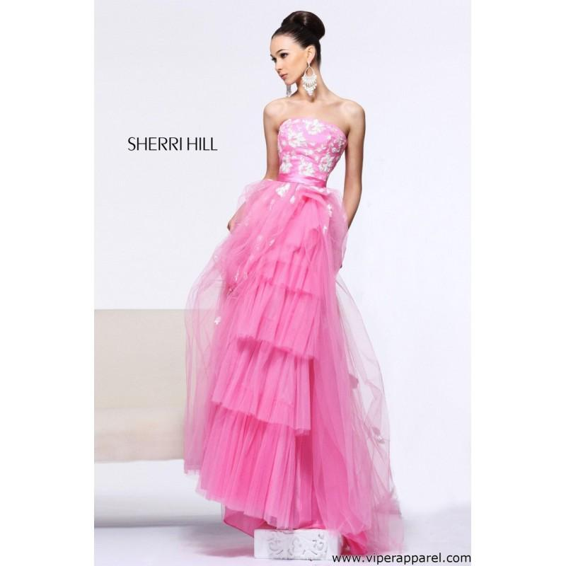 Свадьба - 11023 Sherri Hill - HyperDress.com