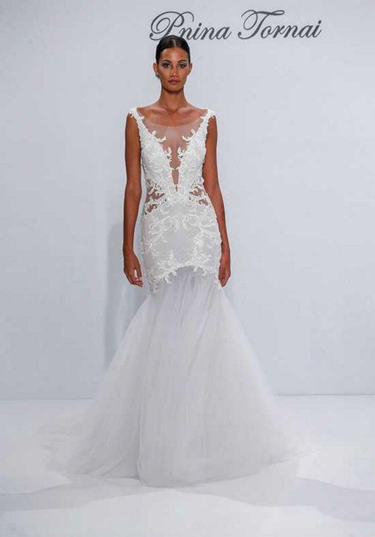 Wedding - Amazing 25  Pnina Tornai Mermaid Wedding Dress Collections