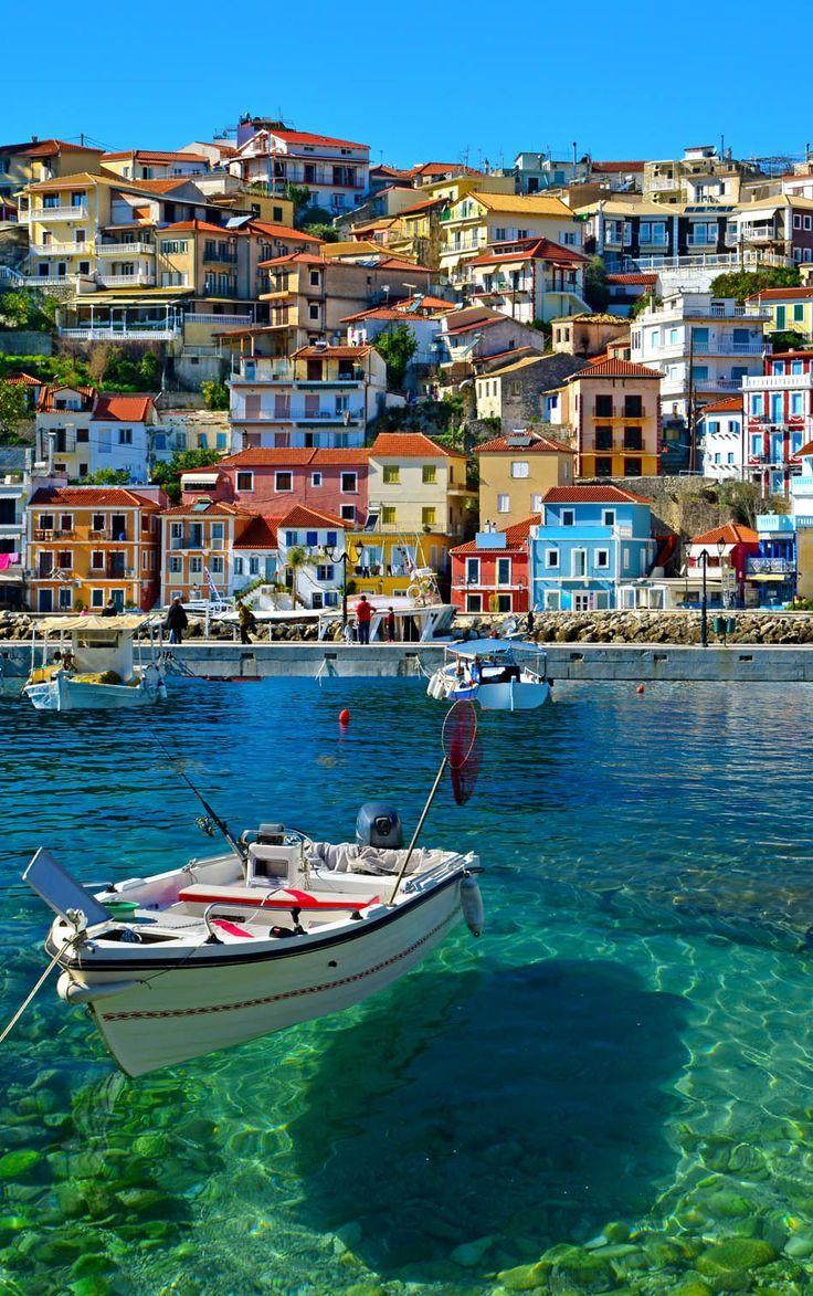 Wedding - The 10 Most Beautiful Towns In Greece