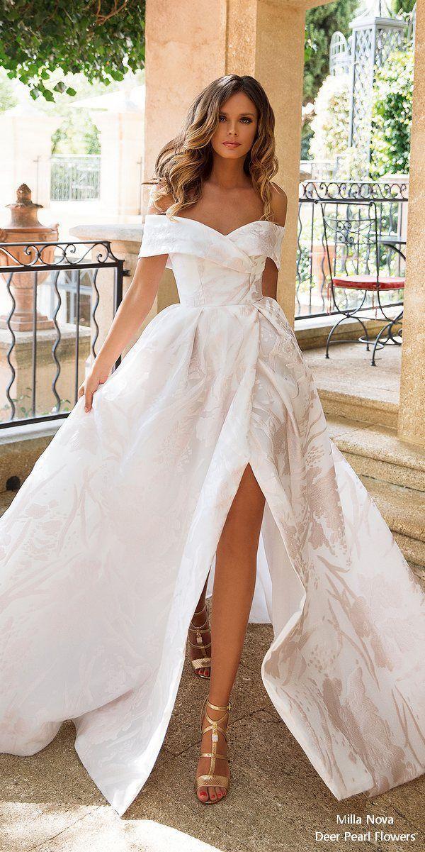 bda7eedf374 Milla Nova Wedding Dresses 2018 – Once In The Palace  2819319 - Weddbook