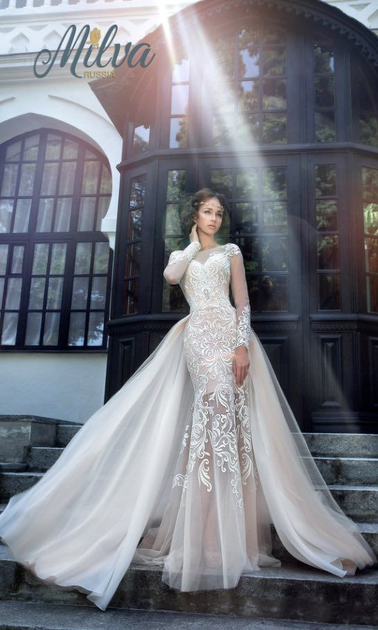 Mariage - Wedding Dress Inspiration - Milva