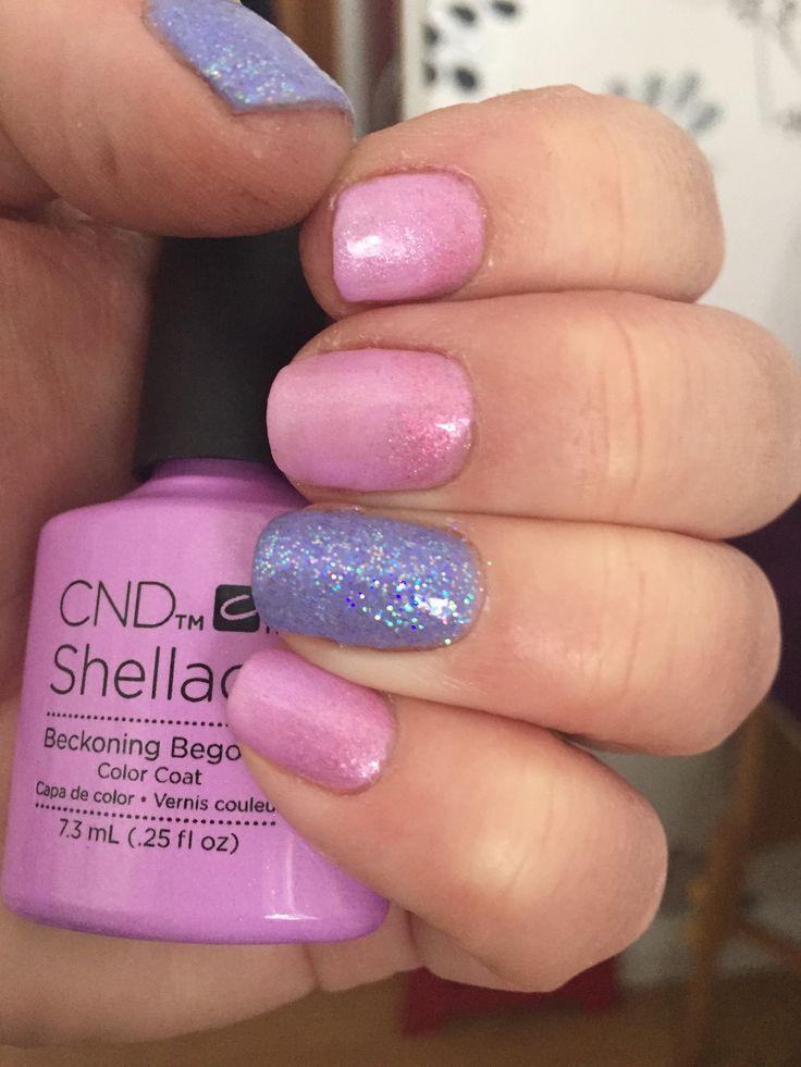 Hochzeit - Shellac Nails