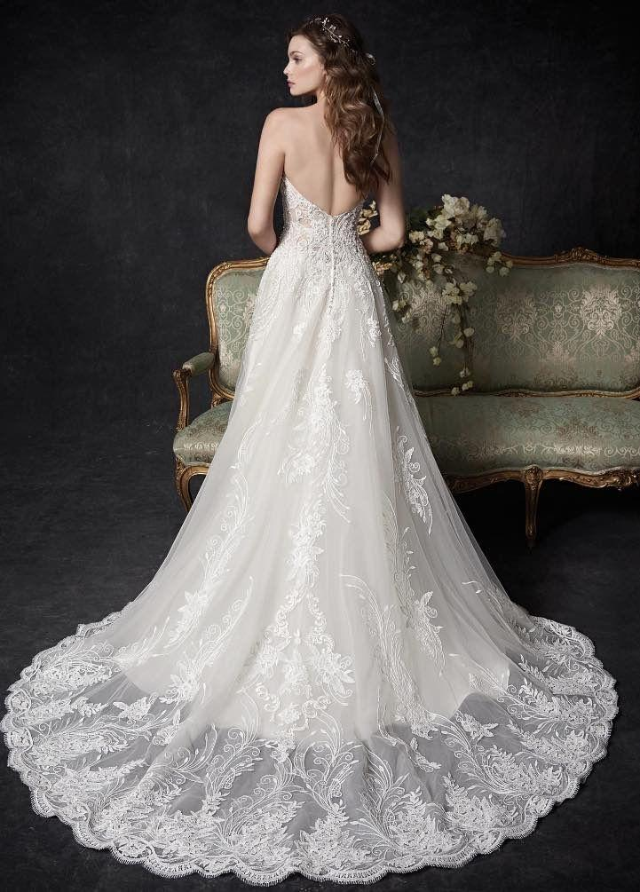 Wedding - Wedding Dress Inspiration - Kenneth Winston