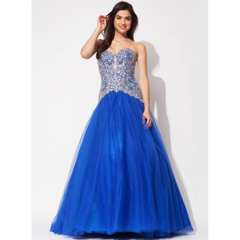 Свадьба - Jovani 92663 - 2018 Spring Trends Dresses