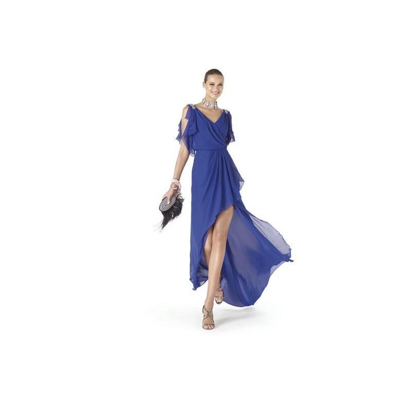 Mariage - Vestido de fiesta de Pronovias Modelo RADENA - 2014 Vestido - Tienda nupcial con estilo del cordón