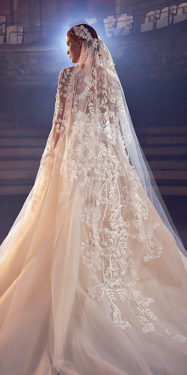 New York Fashion Week Wedding Dresses Fall 2018 2820255 Weddbook