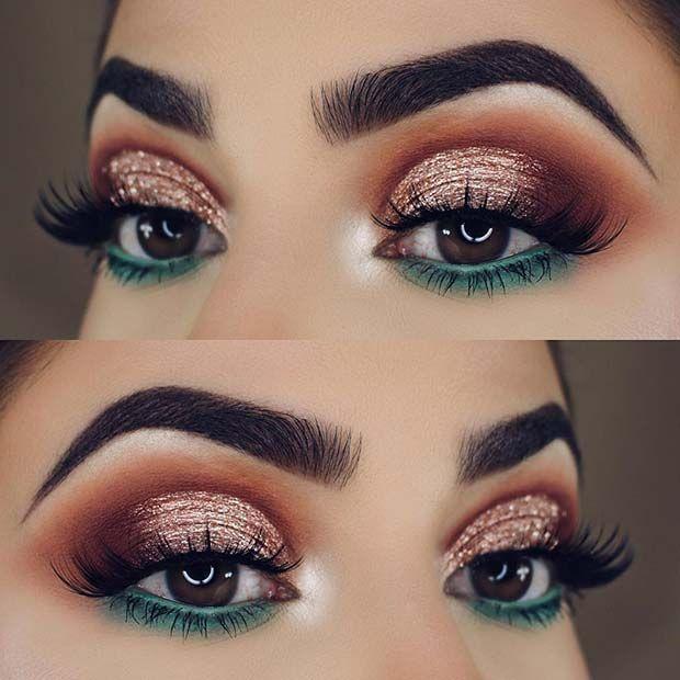 Свадьба - Eye Makeup
