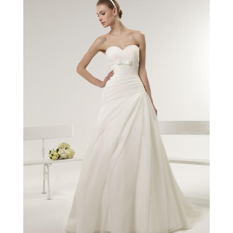 104 yadira a (aire barcelona) - vestidos de novia 2018 #2820435
