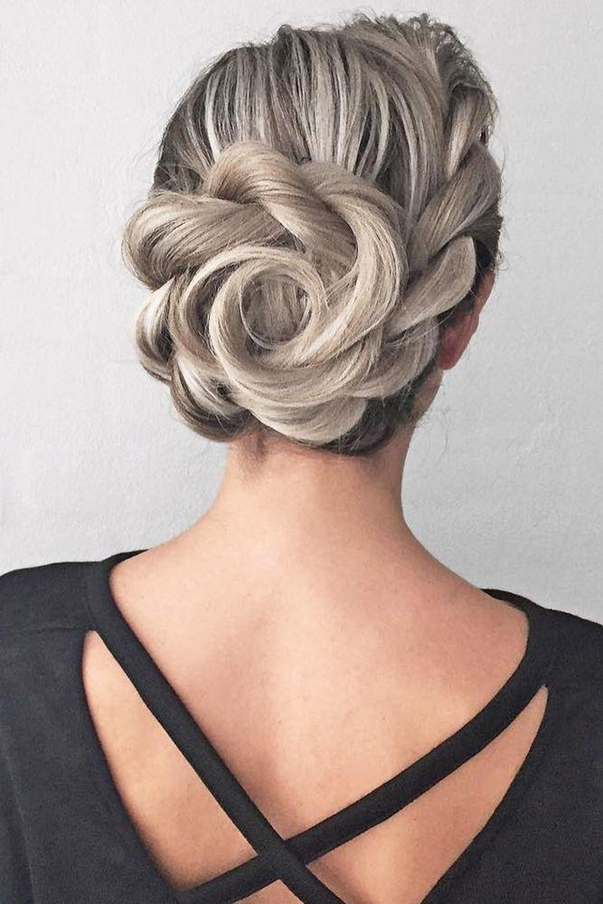 Свадьба - 36 Overwhelming Boho Wedding Hairstyles
