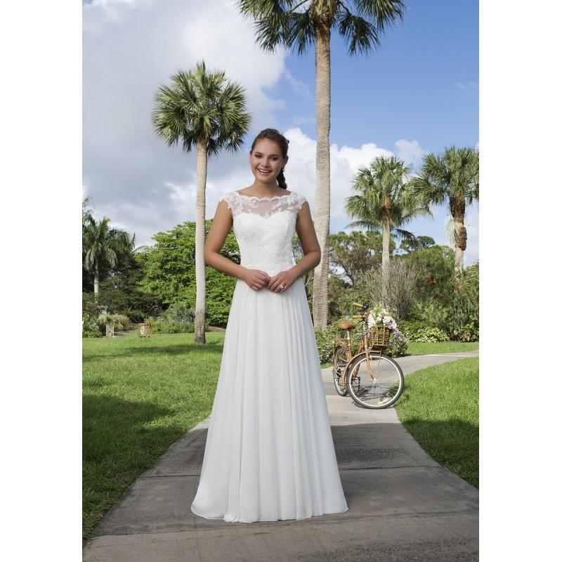 Свадьба - Robes de mariée Sweetheart 2016 - 6116 - Superbe magasin de mariage pas cher