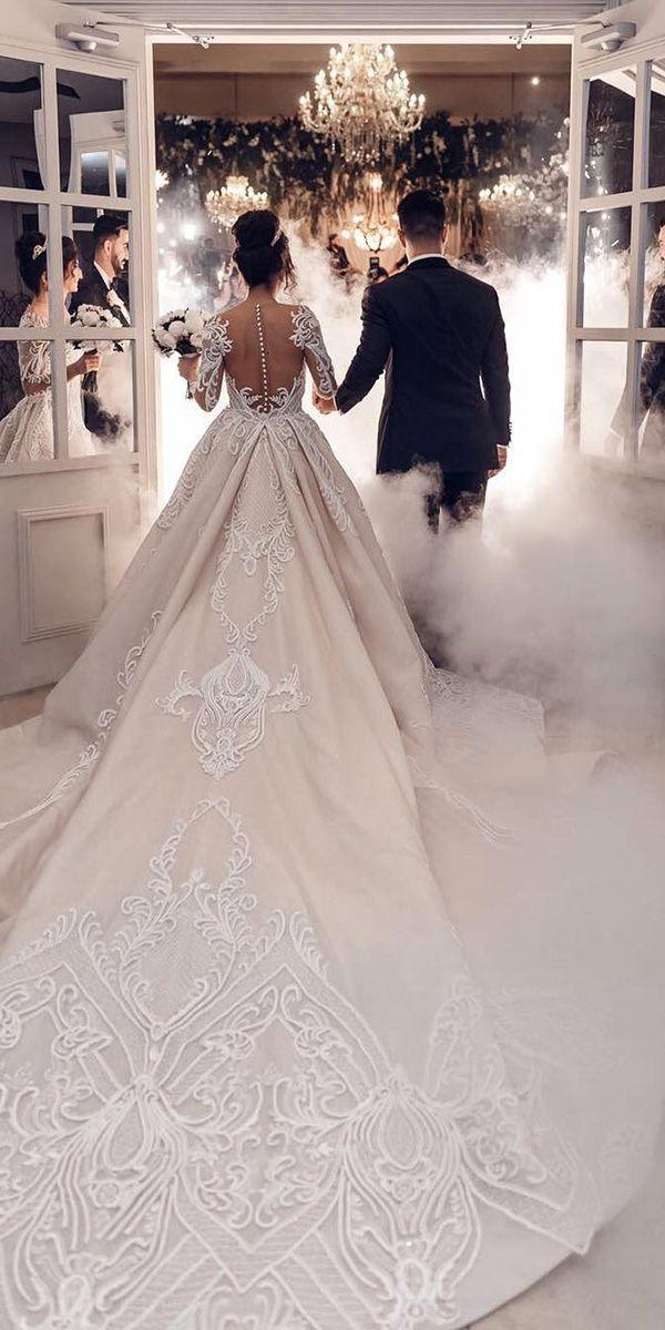 18 Princess Wedding Dresses For Fairy Tale Celebration 2820755