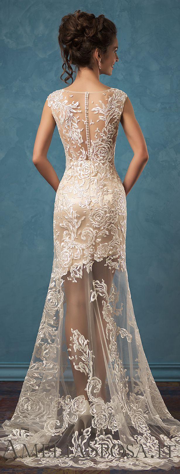 Wedding - Amelia Sposa 2017 Wedding Dresses