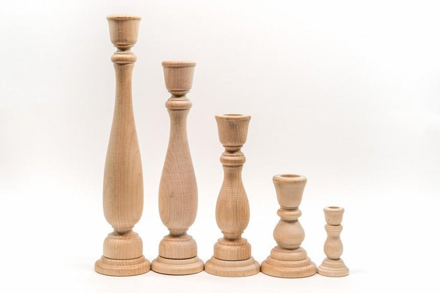 Mariage - Candle Stick Holders