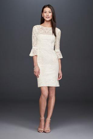زفاف - A Little White Dress For Every Pre-Wedding Celebration