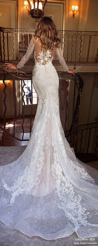 زفاف - Top 20 Long Sleeves Wedding Dresses For 2018