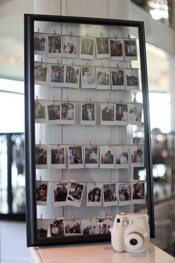 Wedding - Top 20 Polaroid Wedding Guest Books