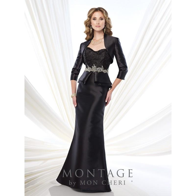 Wedding - Montage Style No 215921 -  Designer Wedding Dresses