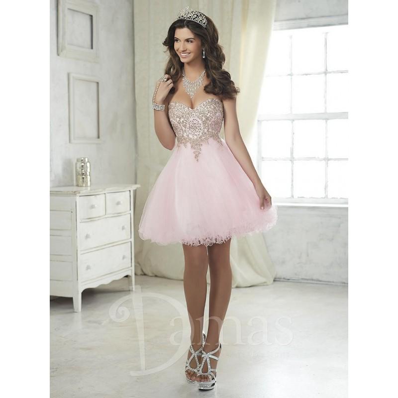 زفاف - Damas Collection 52403 - Branded Bridal Gowns