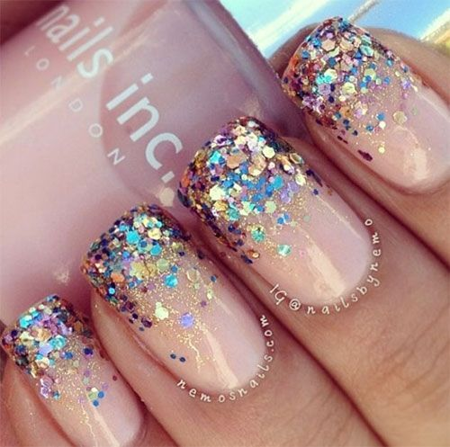 Lazy Girl Nail Art Ideas That Are Actually Easy 2821438 Weddbook