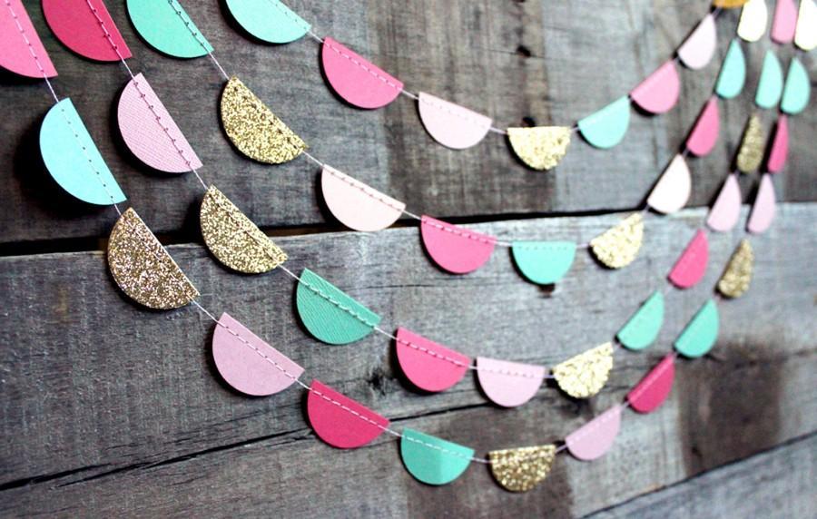 زفاف - Unicorn Backdrop - Gold Mint Pink Garland - Unicorn Backdrop - Unicorn Birthday - Unicorn Party - Unicorn Banner - Unicorn Decorations