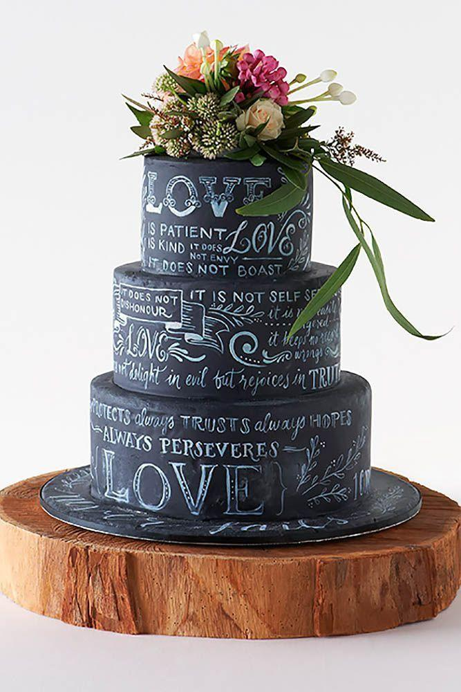 Mariage - 33 Fascinating Wedding Cakes Pictures & Designs