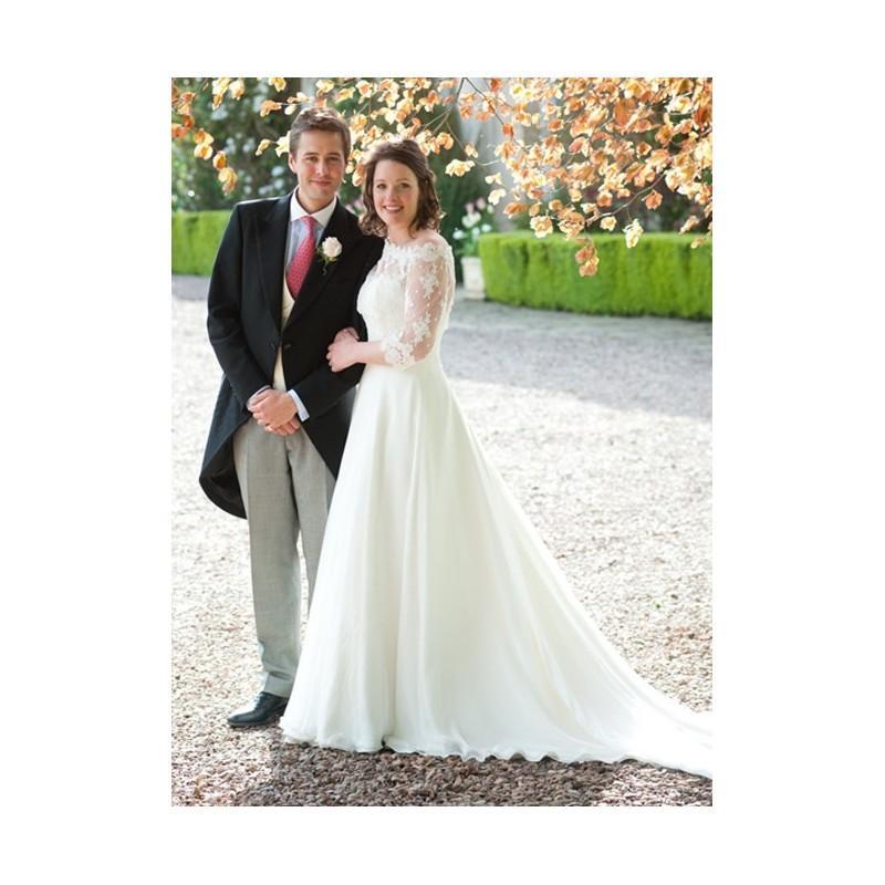 Hochzeit - Fiona Clare image5gh -  Designer Wedding Dresses
