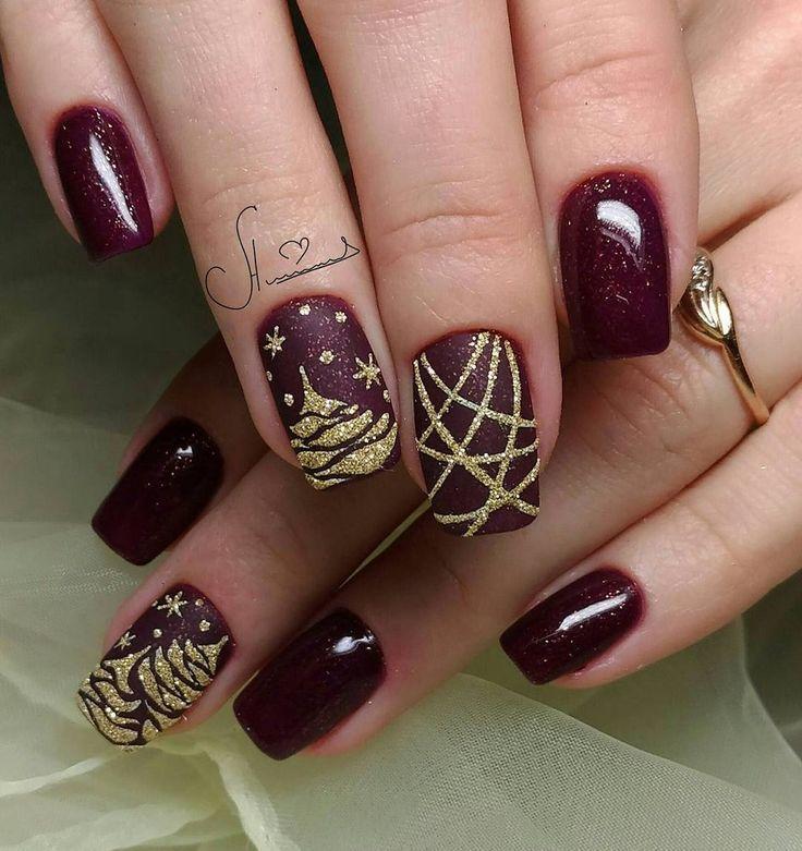 Mariage - Simple Nail Art