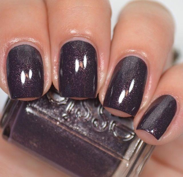 Mariage - Fall Nail Colors & Designs