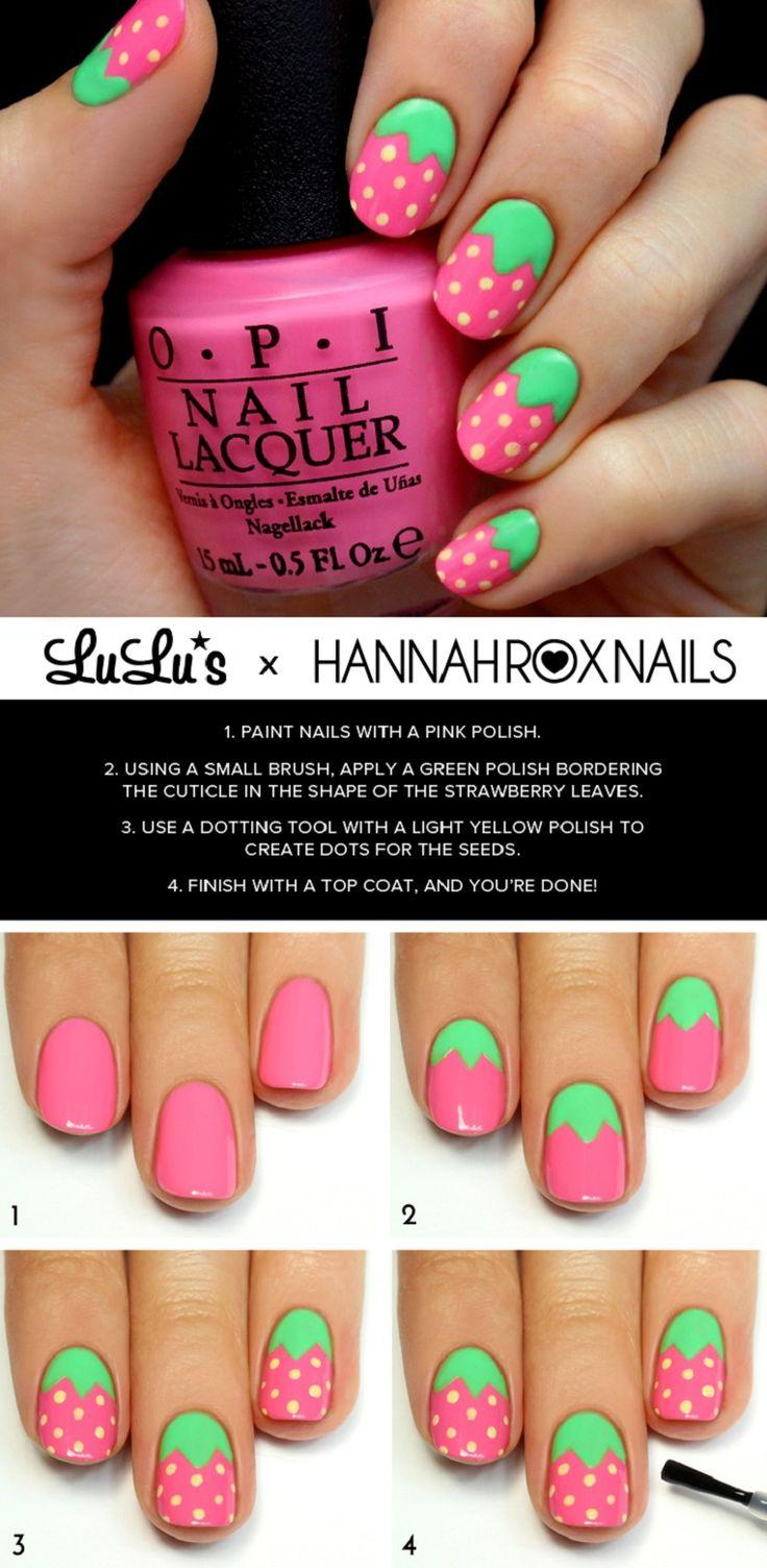 Top 101 Most Creative Spring Nail Art Tutorials And Designs 2823215