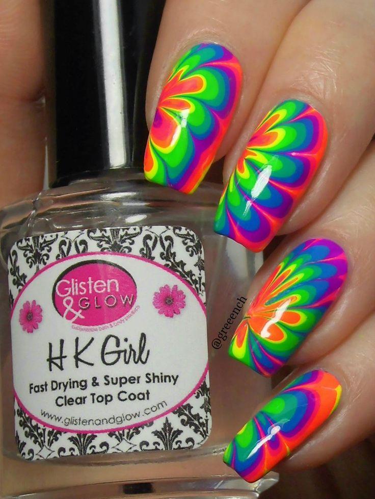 Mariage - Nails Rainbow
