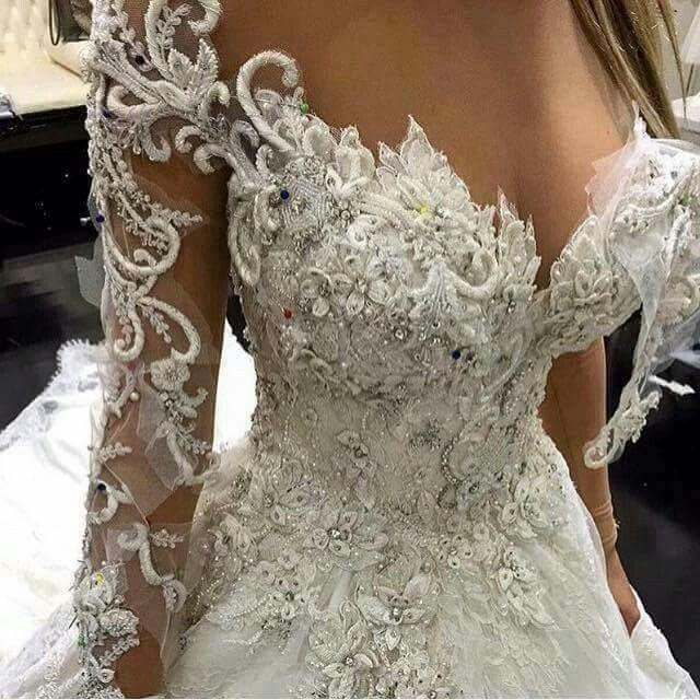 Wedding - The Dress