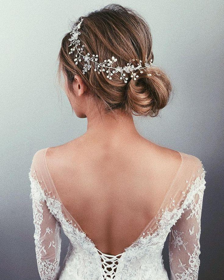 79 Beautiful Bridal Updos Wedding Hairstyles For A Romantic
