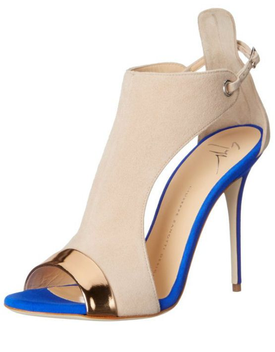 Wedding - Giuseppe Zanotti Caitie Dress Sandals