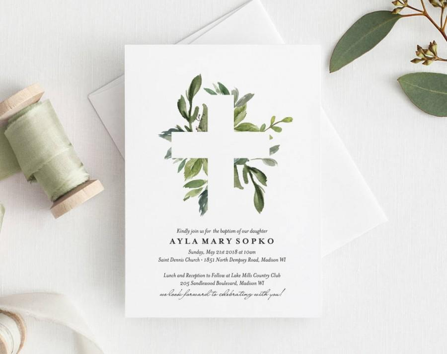 baptism invitation girl baptism invitation boy baptism invitation