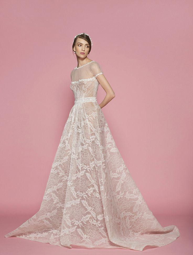 Wedding - Georges Hobeika Bridal Spring/Summer 2018