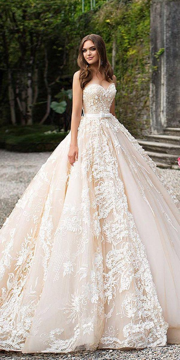 Wedding - 27 Fantasy Wedding Dresses From Top Europe Designers