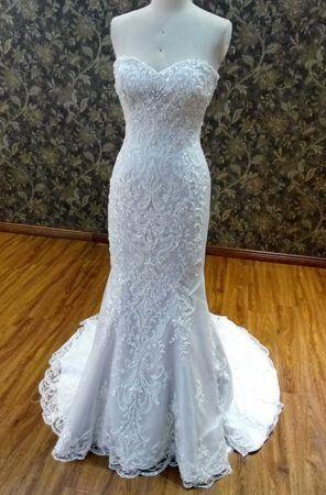 Wedding - Beaded Strapless Wedding Gowns From The Darius Bridal Collection