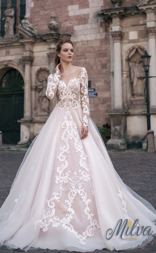 Wedding - Wedding Dress Inspiration - Milva