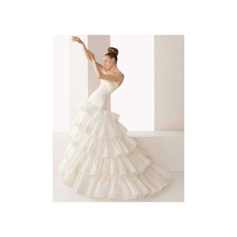 Wedding - 122 Elda (Rosa Clará) - Vestidos de novia 2018