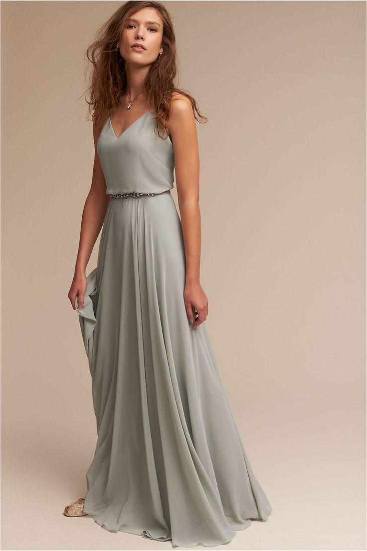 Wedding - 100  Elegant Long Bridesmaid Dresses Ideas For Your Graceful Bridesmaid