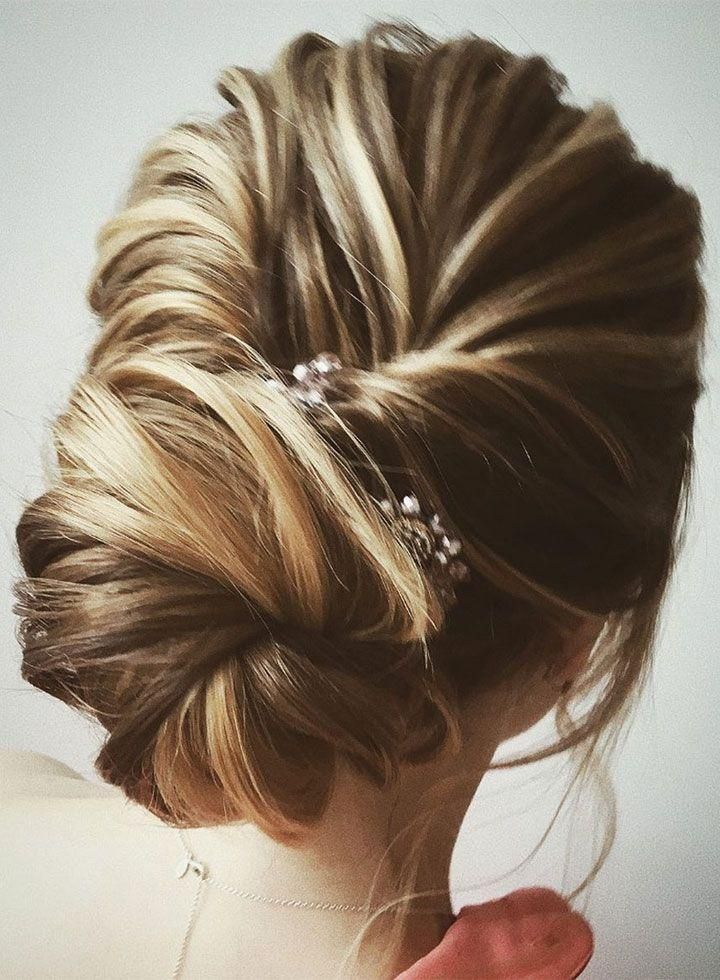 This Gorgeous Wedding Hair Updo Hairstyle Idea Will Inspire You