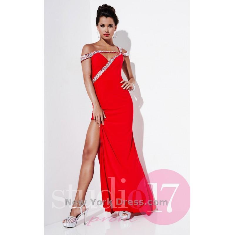 Свадьба - Studio 17 12485 - Charming Wedding Party Dresses