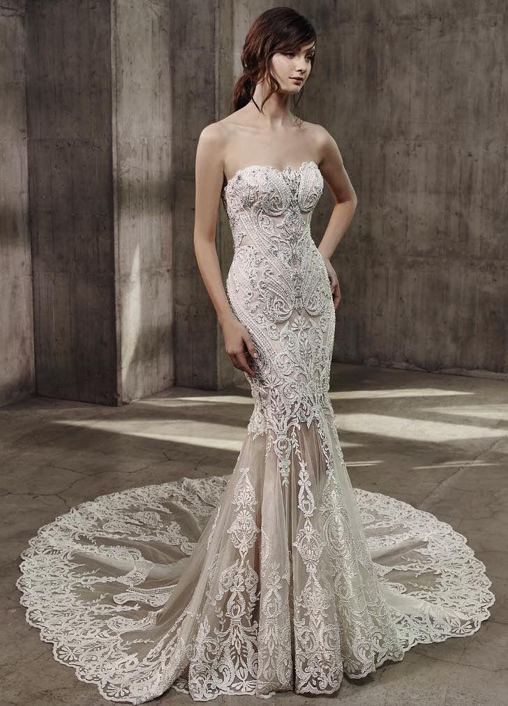 Mariage - Wedding Dress Inspiration - Badgley Mischka