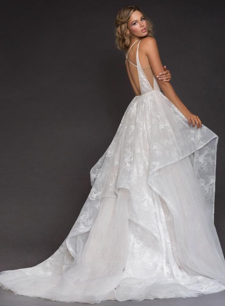 Wedding - Wedding Dress Inspiration - Hayley Paige