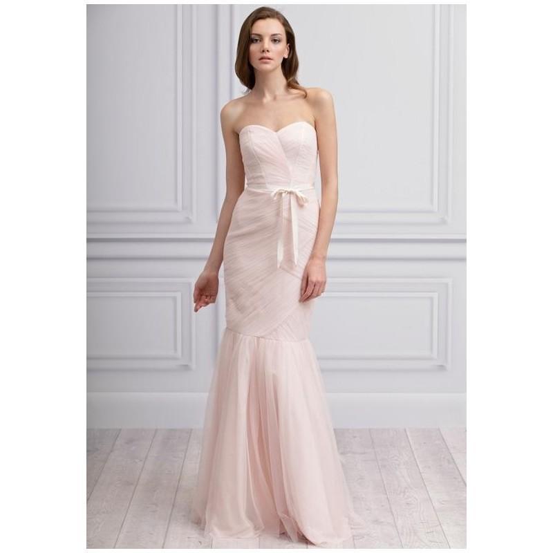Wedding - Monique Lhuillier Bridesmaids 450084 Bridesmaid Dress - The Knot - Formal Bridesmaid Dresses 2018