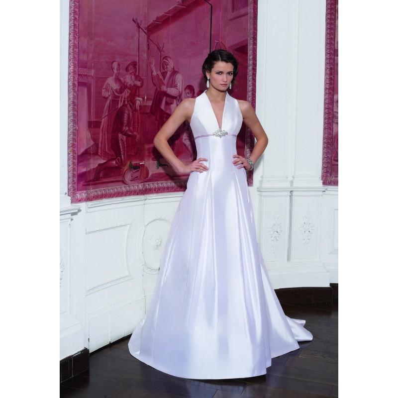 Vestidos de novia manu garcia precios