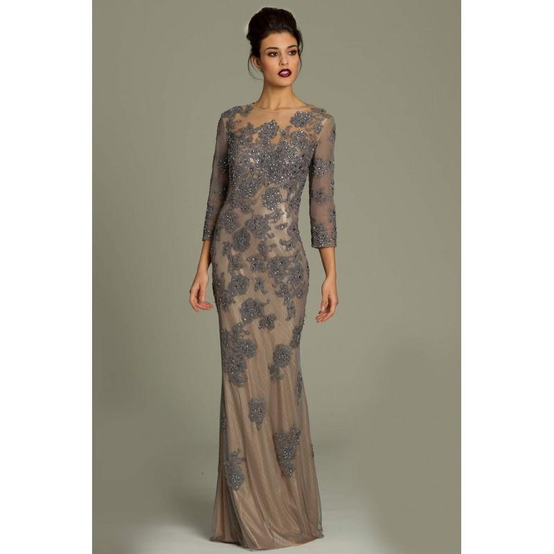 Wedding - Jovani Evening Dress 730021 - 2018 Spring Trends Dresses