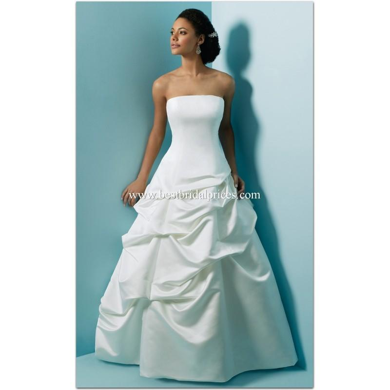 Wedding - Alfred Angelo Wedding Dresses - Style 1645 - Formal Day Dresses