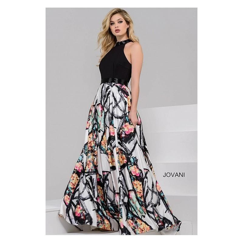 Jovani 47671 Prom Dress - 2018 New Wedding Dresses #2825178 - Weddbook